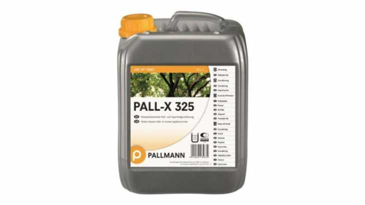 Gruntas lakui Pallmann Pall-X 325, 5 l