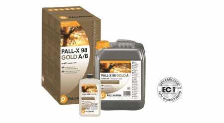 Lakas Pallmann Pall-X 98 Matt, 4,95 l
