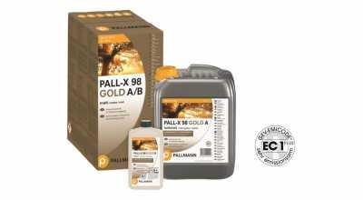 Lakas Pallmann Pall-X 98 Semi Gloss, 5,5 l nuotrauka