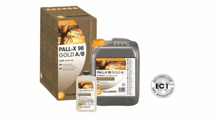 Lakas Pallmann Pall-X 98 Semi Gloss, 5,5 l