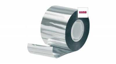 Lipni aliuminio juosta Haro grindų paklotui nuotrauka