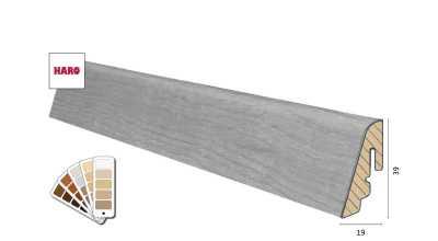 Medinė Faneruota grindjuostė Haro 19*39 (15 dekorų) nuotrauka