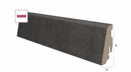 Laminuota grindjuostė Haro Celenio Athos Ferro 19*58 MM