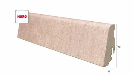 Laminuota grindjuostė Haro Celenio Athos Sahara 19*58 MM
