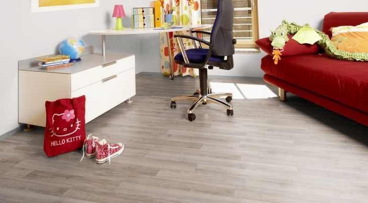 Laminuotos grindys Kaindl Classic Touch Standard 7.0 Uosis Rivoli