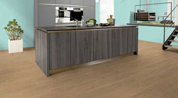 Laminuotos grindys Kaindl Classic Touch Standard 7.0 Ąžuolas Brione