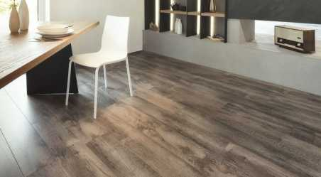 Laminuotos grindys Kaindl Classic Touch Standard 8.0 Ąžuolas Reclaimed Baron