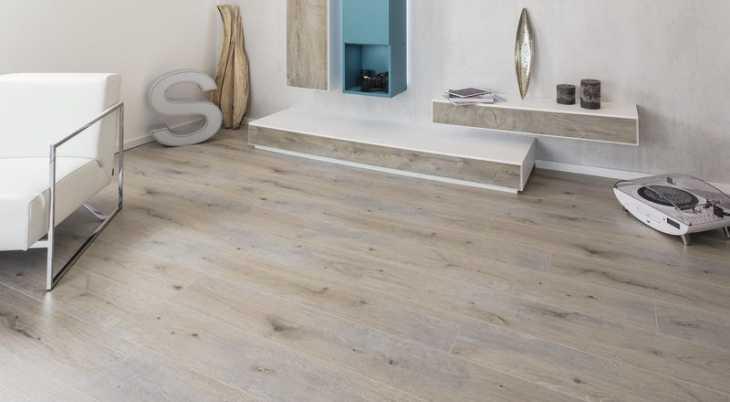 Laminuotos grindys Kaindl Classic Touch Standard 8.0 Ąžuolas Oxid Flair