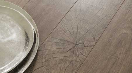Laminuotos grindys Kaindl Classic Touch Premium 8.0 Endgrain Riešutas Fresco Root