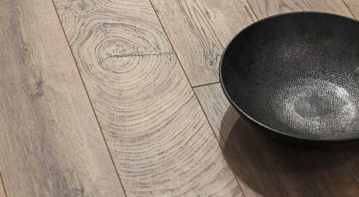 Laminuotos grindys Kaindl Natural Touch Premium 10.0 Endgrain Ąžuolas Fresco Bark