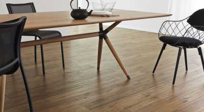 Laminuotos grindys Kaindl Natural Touch Premium 10.0 Hickory