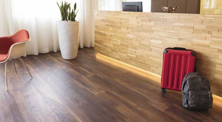 Laminuotos grindys Kaindl Natural Touch Long 10.0 Hickory Mood