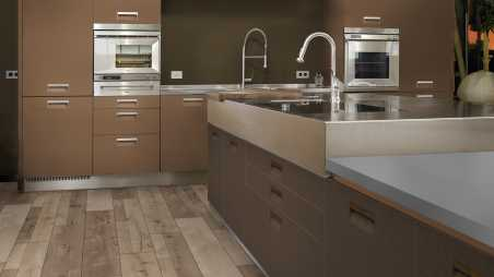 Laminuotos grindys Kaindl Natural Touch Standard 8.0 3in1 Ąžuolas Farco Trend