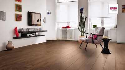 Laminuotos grindys Haro Tritty 90 Ąžuolas Smoked nuotrauka