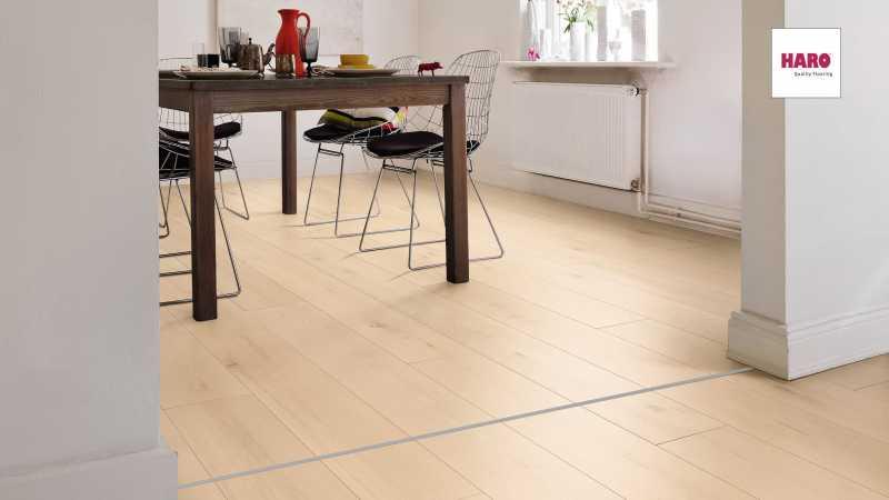 Laminuotos grindys Haro Tritty 90 Design Wood Harmony nuotrauka