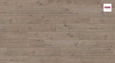 Laminuotos grindys Haro Tritty 100 Ąžuolas Portland Grey