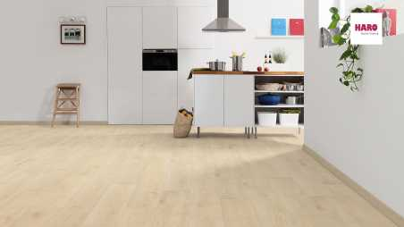 Laminuotos grindys Haro Tritty 200 Aqua Ąžuolas Veneto Sand