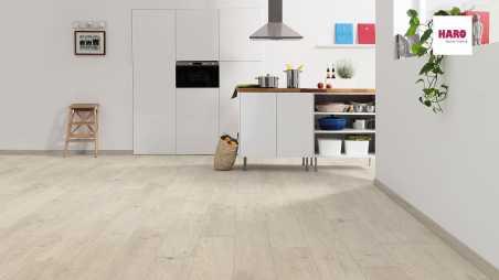 Laminuotos grindys Haro Tritty 200 Gran Via Aqua Ąžuolas Sicilia White
