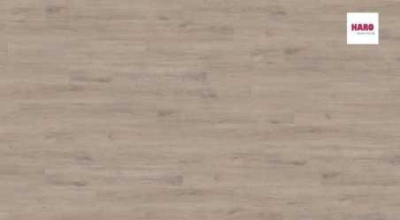 Laminuotos grindys Haro Tritty 200 Gran Via Aqua Aqua Ąžuolas Veneto Mocca