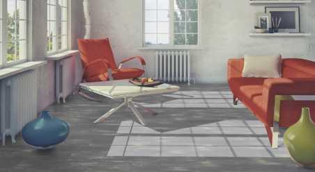 Vinilo danga Tarkett Starfloor Click 30 Pušis Colored Grey