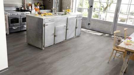 Vinilo danga Tarkett Starfloor Click 30 Scratched Metal Grey