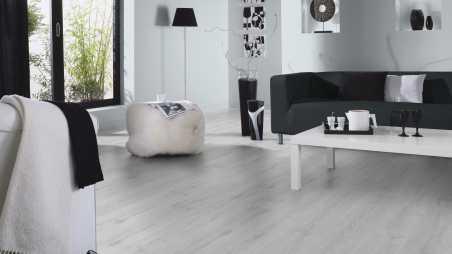 Vinilo danga Tarkett Starfloor Click 55 Ąžuolas Scandinavian Light Grey