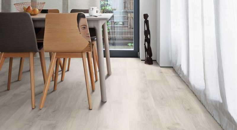 Laminuotos grindys Haro Tritty 90 Emilia Light Grey nuotrauka