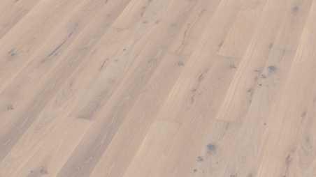 Trisluoksnė parketlentė Boen Plank Live Pure Ąžuolas Pale White 138 MM