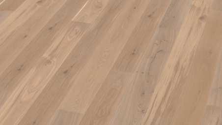 Trisluoksnė parketlentė Boen Plank Ąžuolas Vivo White 138 MM