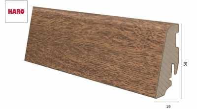 Laminuota grindjuostė Haro Ąžuolas Alabama 19*58 MM nuotrauka