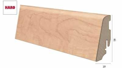 Laminuota grindjuostė Haro Obelis Sycamore 19*58 MM nuotrauka