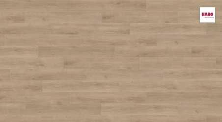 Laminuotos grindys Haro Tritty 100 Ąžuolas Veneto Crema su akustiniu SILENT PRO paklotu