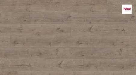 Laminuotos grindys Haro Tritty 100 Gran Via Ąžuolas Portland Grey su akustiniu SILENT PRO paklotu
