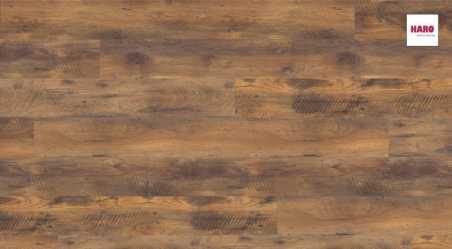 Laminuotos grindys Haro Tritty 100 Gran Via Ąžuolas Vintage su akustiniu SILENT PRO paklotu