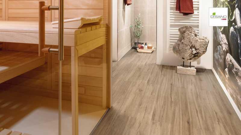 Design grindų danga Haro Disano Saphir Ąžuolas Sand nuotrauka