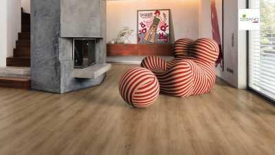 Design grindų danga Haro Disano Saphir Ąžuolas Field nuotrauka
