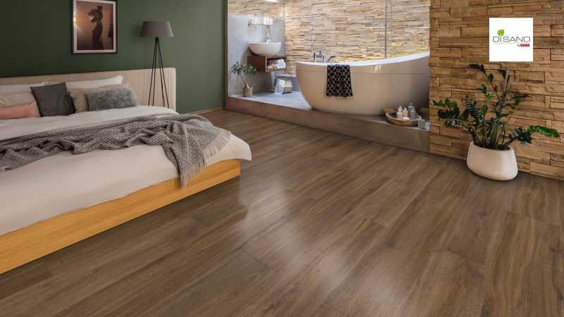 Design grindų danga Haro Disano Saphir Ąžuolas Wild nuotrauka