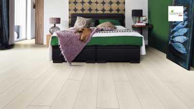 Design grindų danga Haro Disano Classic Aqua Ąžuolas White