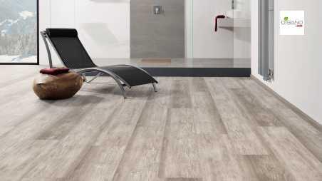 Design grindų danga Haro Disano Classic Aqua Ąžuolas Country Grey