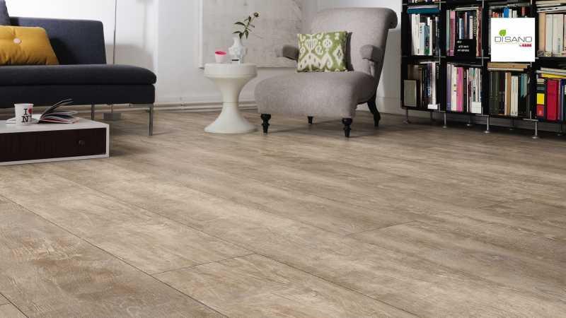 Design grindų danga Haro Disano Classic Aqua Ąžuolas Vintage