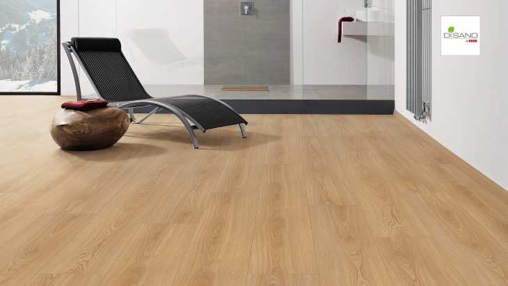 Design grindų danga Haro Disano Classic Aqua Ąžuolas Nature