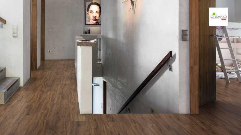 Design grindų danga Haro Disano Classic Aqua Ąžuolas French