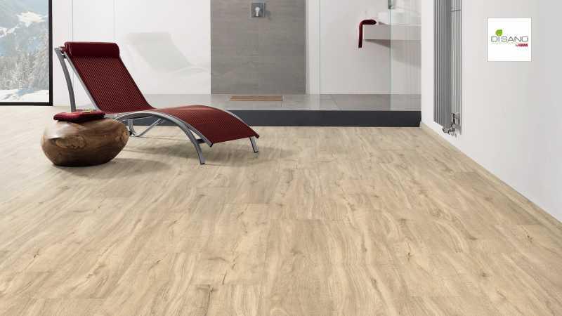Design grindų danga Haro Disano SmartAqua Ąžuolas Columbia