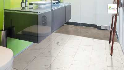 Design grindų danga Haro Disano SmartAqua Marmuras White