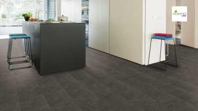 Design grindų danga Haro Disano SmartAqua Antracitas Stale