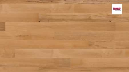 Trisluoksnė parketlentė Haro Plank Bukas Steamed Universal