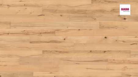 Trisluoksnė parketlentė Haro Plank Bukas Steamed Universal 2V
