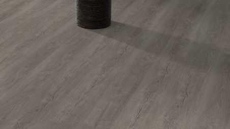 Vinilo danga One Flor ECO 30 PLANKS Ąžuolas Vintage Grey 2 MM