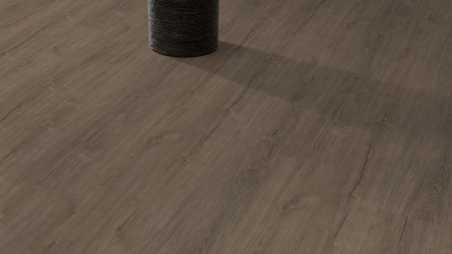 Vinilo danga One Flor ECOCLICK 55 PLANKS Ąžuolas Antique Dark Natural 5 MM