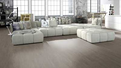 Vinilo danga One Flor ECO 55 PLANKS Pušis Rustic Taupe 2.5 MM